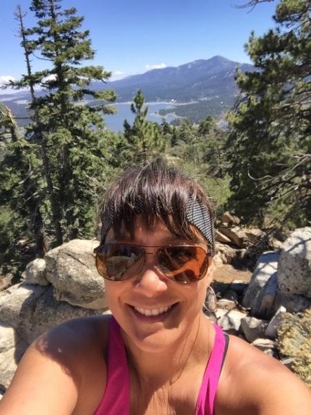 Gray's Peak in Big Bear, CA