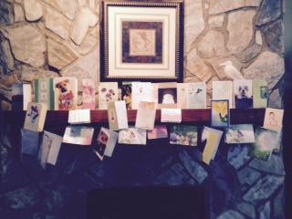 Kathy's Courage Wall